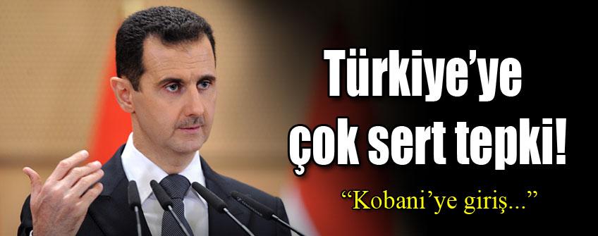 Türkiye'ye  egemenlik  ihlali suçlaması