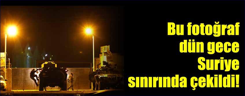 Peşmerge sınırda, IŞİD'le ilgili bomba iddia
