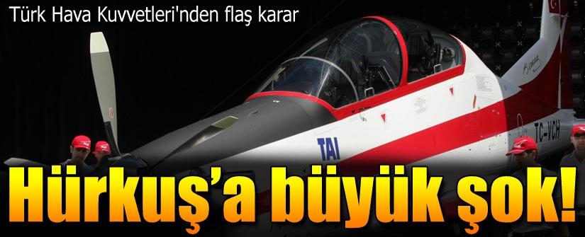 Hürkuş yerine Hava Kuvvetleri Kore uçağı alıyor