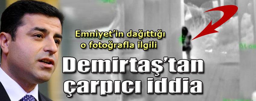 Demirtaş'tan Abdülkadir Çakmak açıklaması