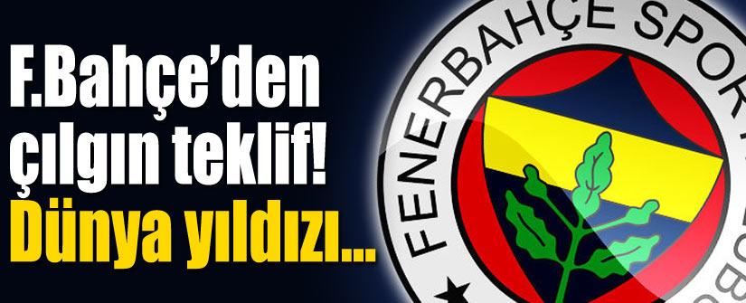Fenerbahçe'den Dzeko için çılgın teklif!