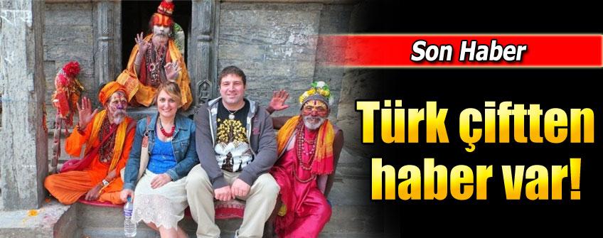 Nepal'deki 2 Türk'ten iyi haber geldi