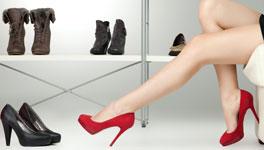 Ayakkab�n�z hislerinizi yans�t�yor!