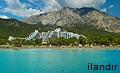 Antalya'da doğayla iç içe tatil için...