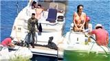 Çağatay Ulusoy-Duygu Sarışın'ın aşk tatili