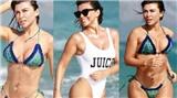 Selen Görgüzel: Denize bikiniyle...