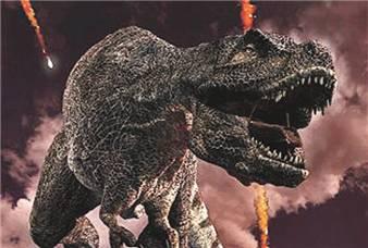 65 milyon yıl önce 15 kilometre büyüklüğünde bir meteor, Meksika'nın Yukatan Yarımadası'na çarptı. Atom bombasından 1 milyar kat büyük bir patlama yaşandı. Dinozorlar ve suda yaşayan sürüngenlerin yarısından fazlası yok oldu.