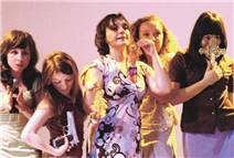 'Bal'ın oyuncusu  tiyatro sahnesinde