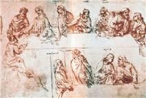 Leonardo'nun dünyasına açılan kapı