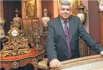 'Artık en iyi yatırım antika ve sanat eseri'