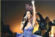 Şampiyon Katy Perry