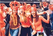 İstiklal Caddesi turuncuya boyanacak