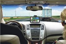 Trafikte navigasyon rahatlığı