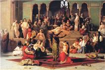 Osmanlı'da köle ticareti