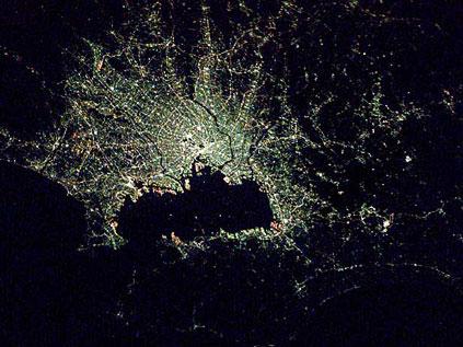 Astronotun albümünden dünya kentleri.. Fft20_mf132642