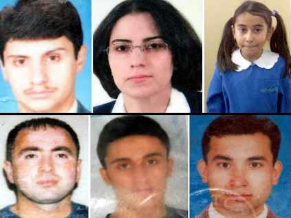 Sadece bugün Türkiye'de 12 kişi öldü..