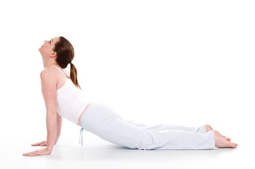 Kobra Duruşu - Yoga