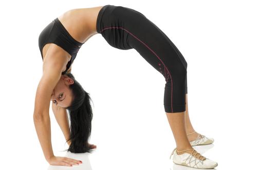 Eğik Duruş - Yoga