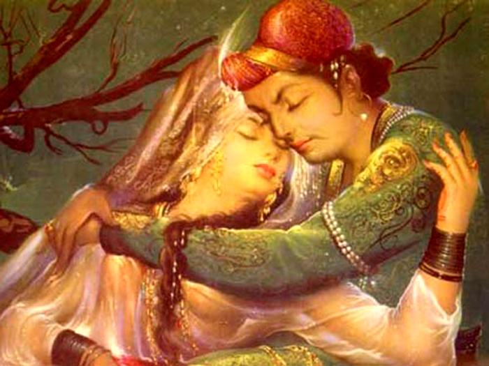Dünyanın en ünlü 12 aşk hikayesi