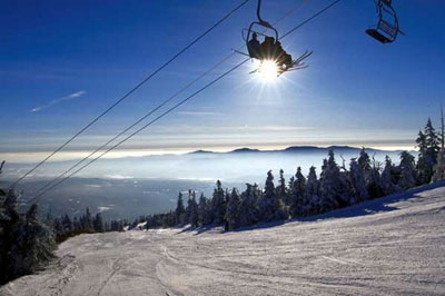 Dünyanın En İyi 10 Kayak Merkezi