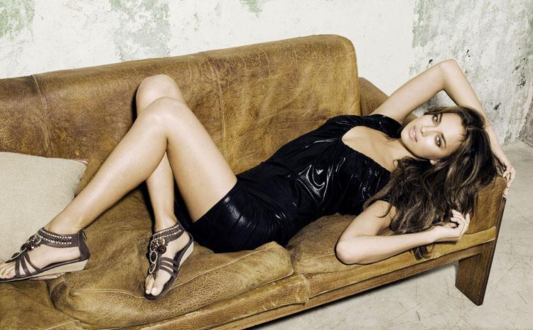 Irina Shaykın güzellik sırrı