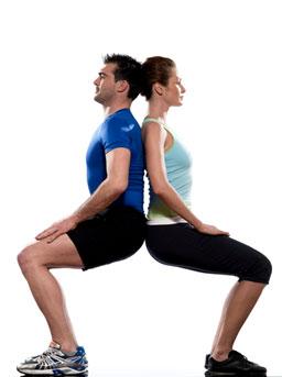 Seksi ve sıkı kalça için 15 dakikalık egzersiz