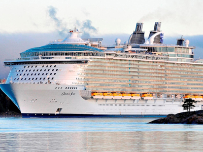Gemilerde tatil var!
