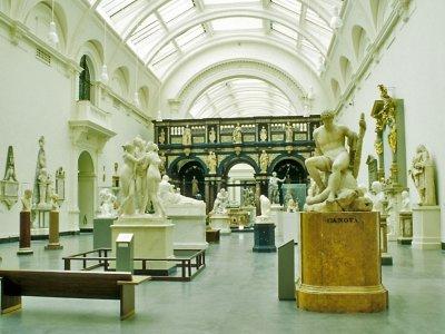 Londra'nın en ünlü müzeleri
