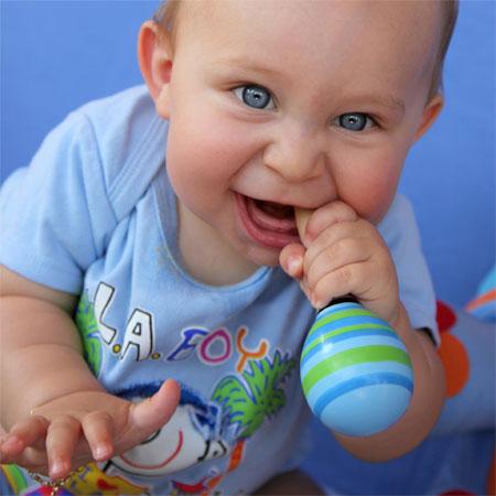 Bebeklerde diş çıkarma sorun olmasın!