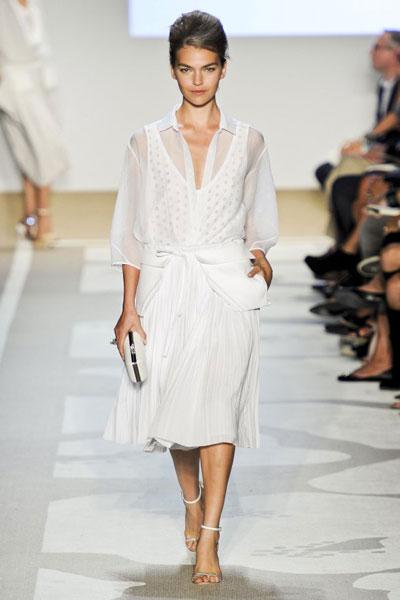 Hermès.  Diane von Furstenberg.  Ackerman.