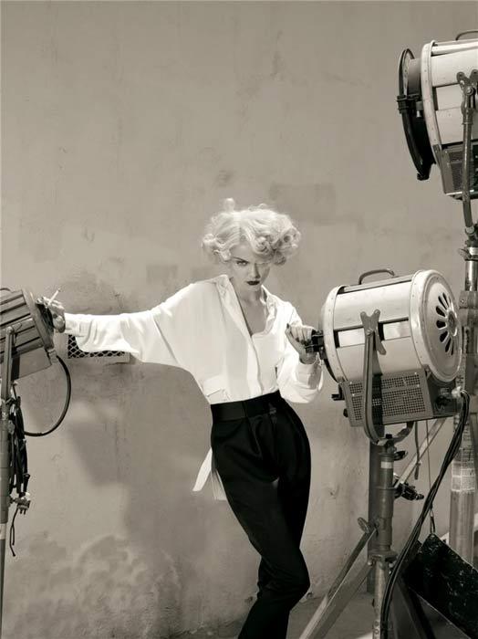 1940 ve 50'lerin saçlara verdiği ilham
