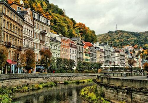 Prag'da tarihin derinlikleri
