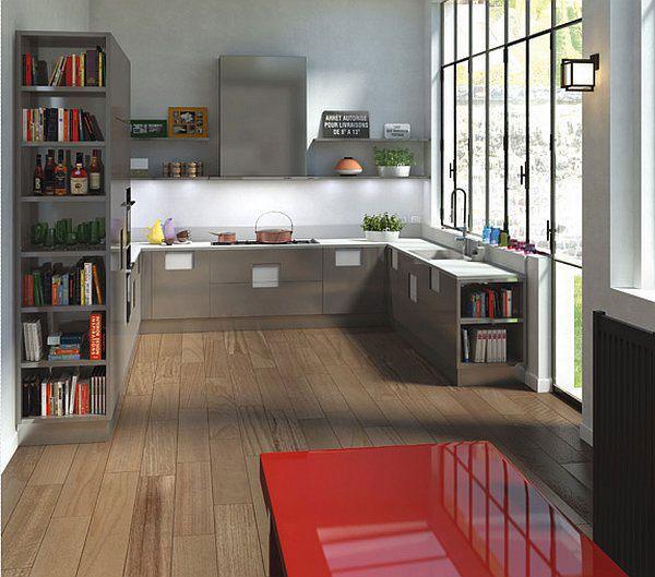 New Home Designs Latest Modern Kitchen Designs Ideas: 25 Modern Mutfak Tasarımı