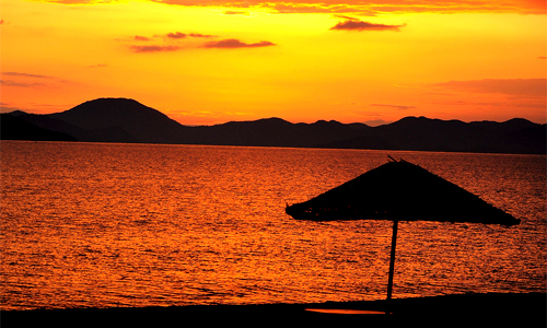 Dünyanın En Güzel Günbatımı