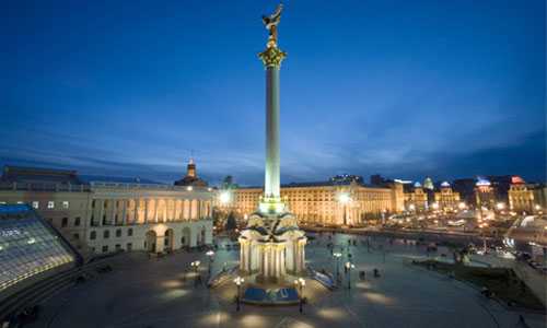 Kiev'de buraları mutlaka görün!