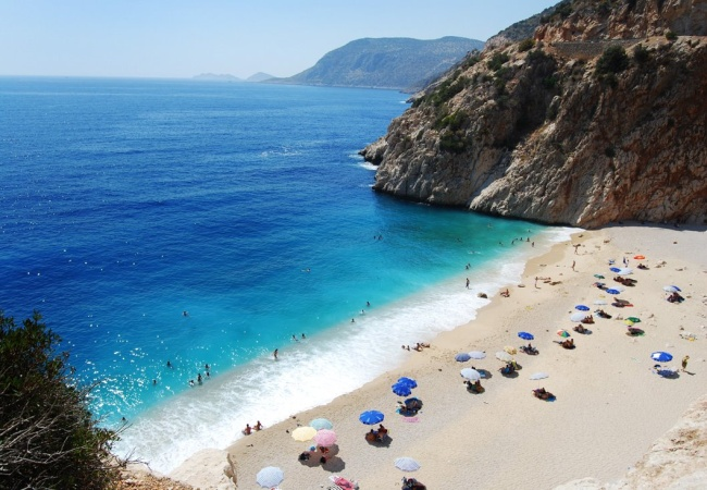 Türkiye?nin en iyi 10 plajı
