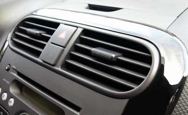 Простой кондиционер в авто