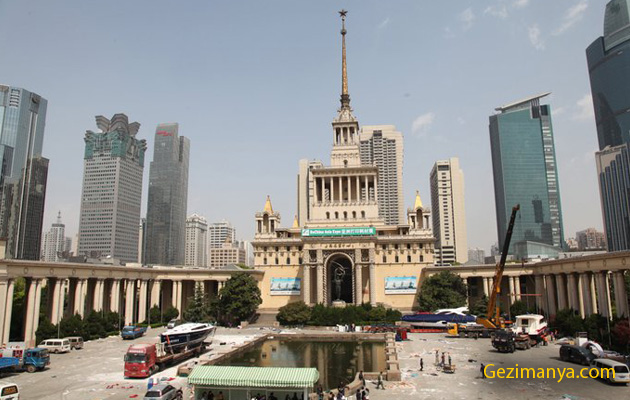 Şangay rehberi