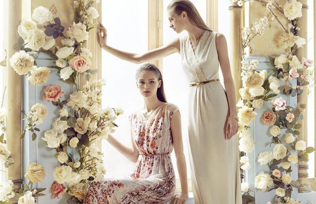 Mango İlkbahar- Yaz Elbise Koleksiyonu
