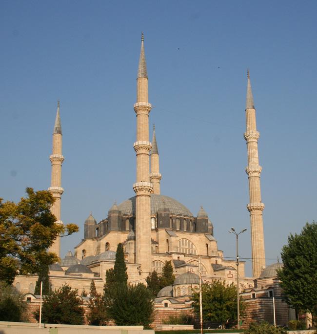 Selimiye Camii'ndeki ters lalenin sırrı