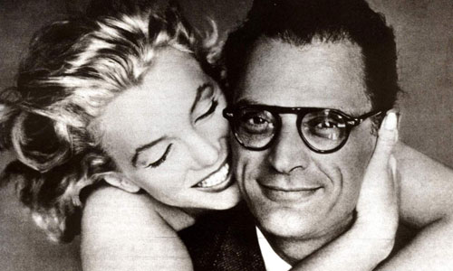 Marilyn Monroe Original By Zai: Büyük Yazarların Büyük Aşkları - Haberler