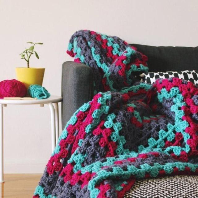 Evinize Renk Katacak 10 Örgü Eşya