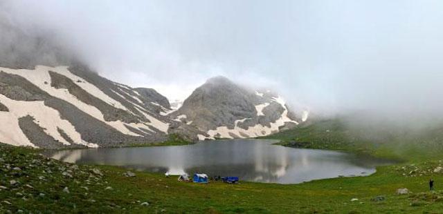 Saklı cennet Karagöl