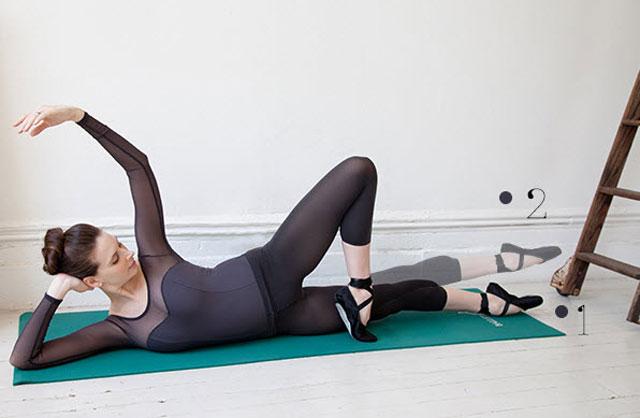 İç bacak sıkılaştıran ve incelten egzersizler