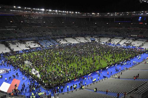 Şok iddia! EURO 2016 Fransa yerine...
