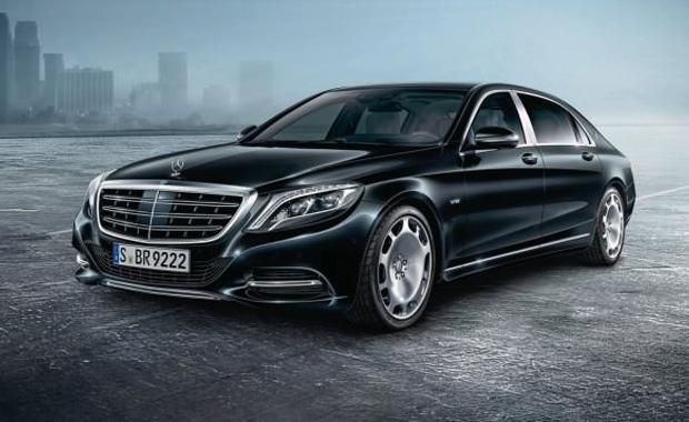 Mercedes'ten bir ilk!
