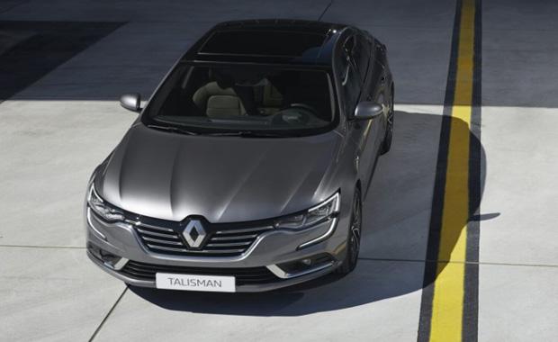 Renault Talisman'ın fiyatı açıklandı!
