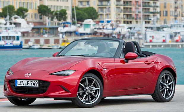 2016'nın en iyisi o: Mazda Mx-5