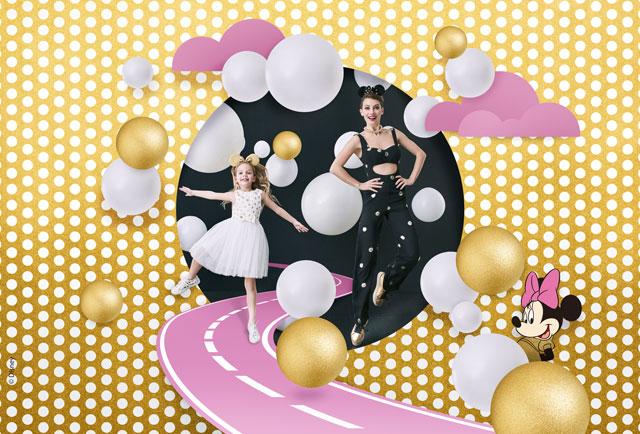 39325819647a0 ... olan Minnie by Koton Koleksiyonu, yeni sezonu ile mağazalardaki yerini  almaya hazır. Disney'in her yaştan hayrana sahip stil ikonu Minnie, hem  çocuklar ...