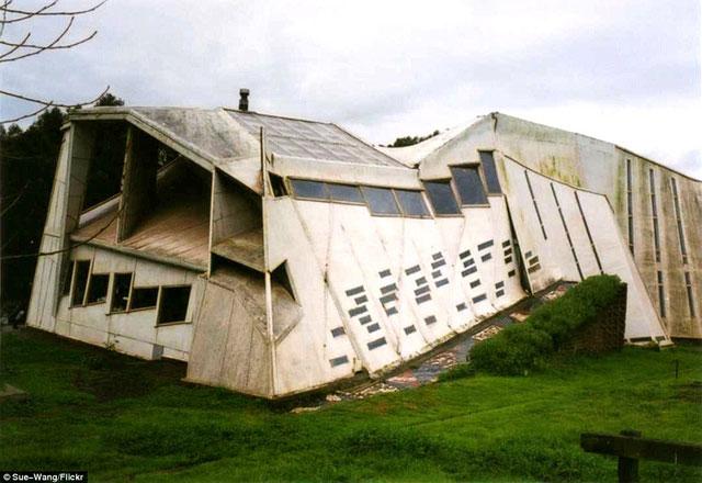 Dünyanın en tuhaf evleri